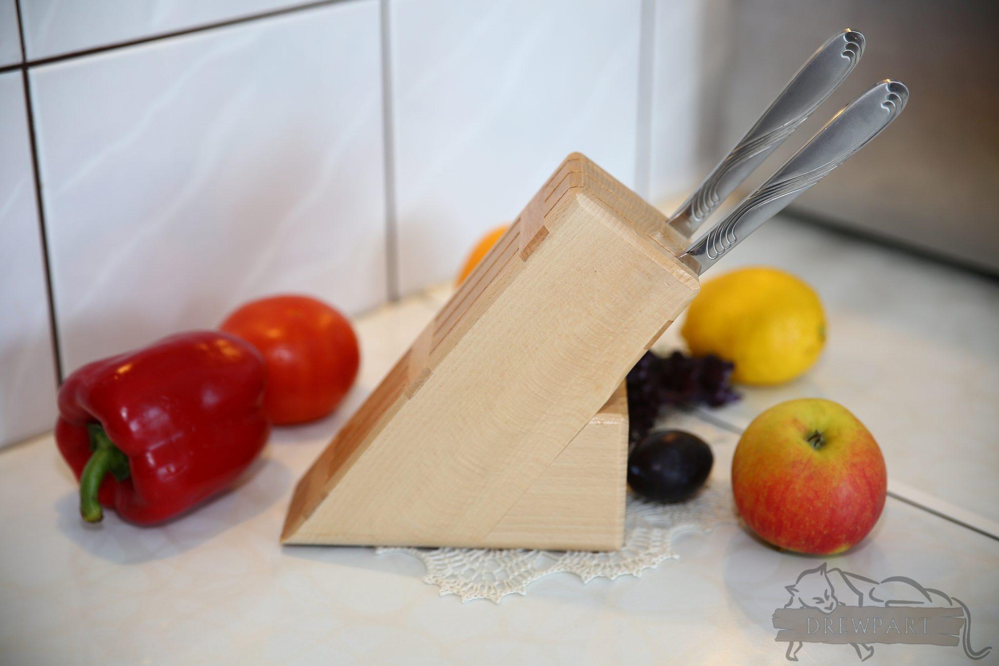 Blok 6-cio nożowy - Jasny 2