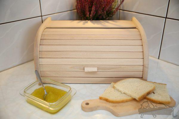 Drewniany chlebak Duży
