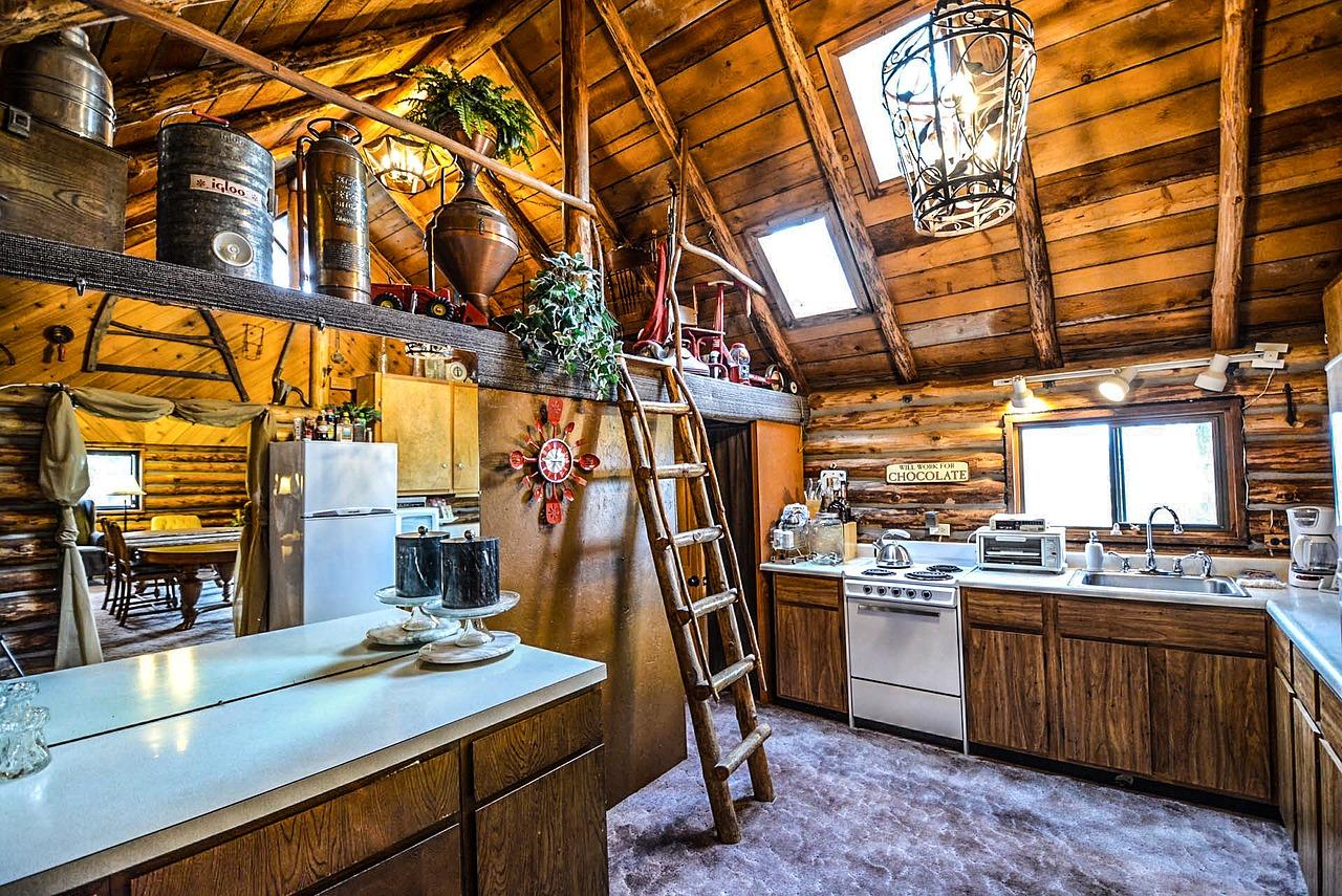 5 drewnianych inspiracji kuchennych. 1