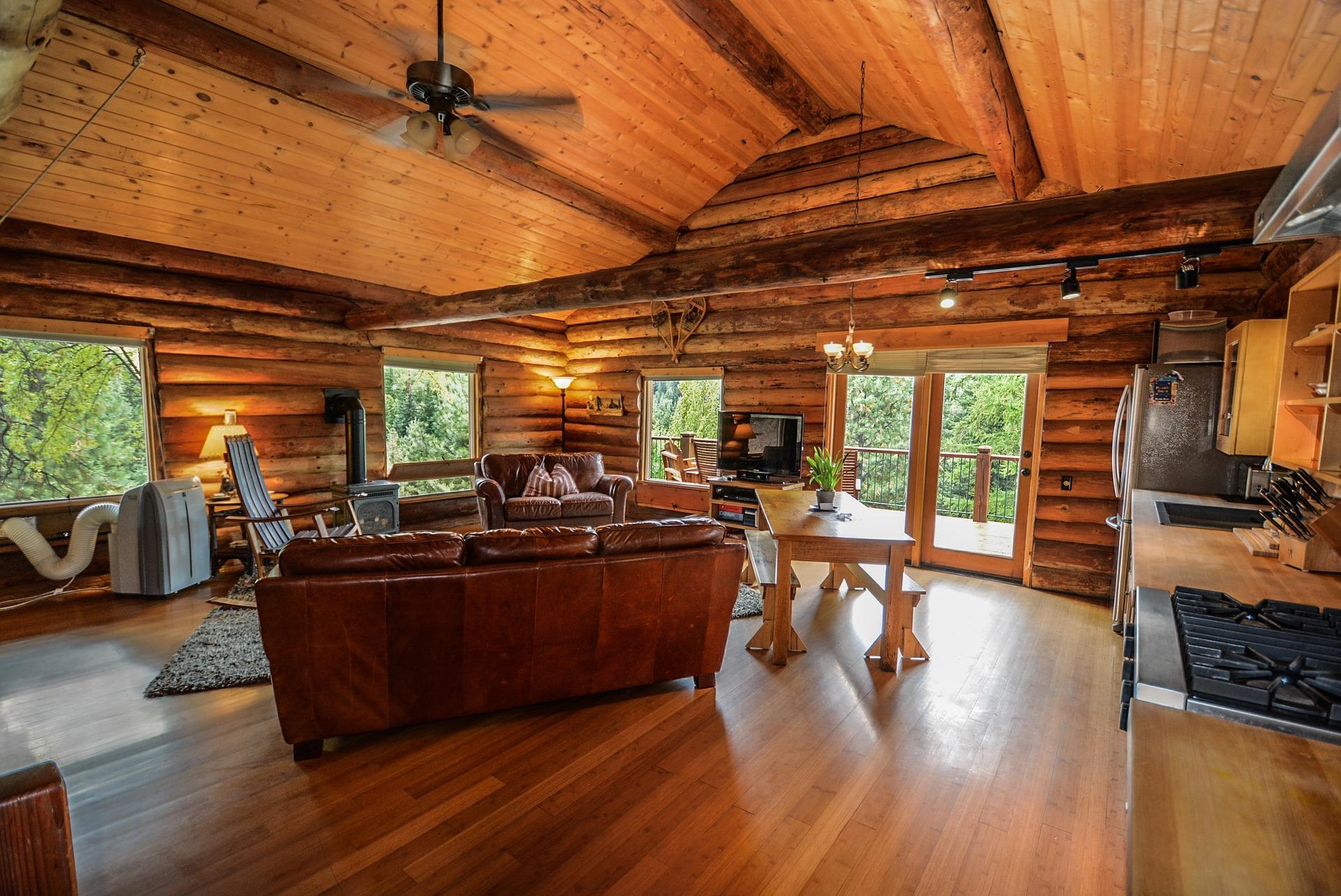 5 drewnianych inspiracji kuchennych.