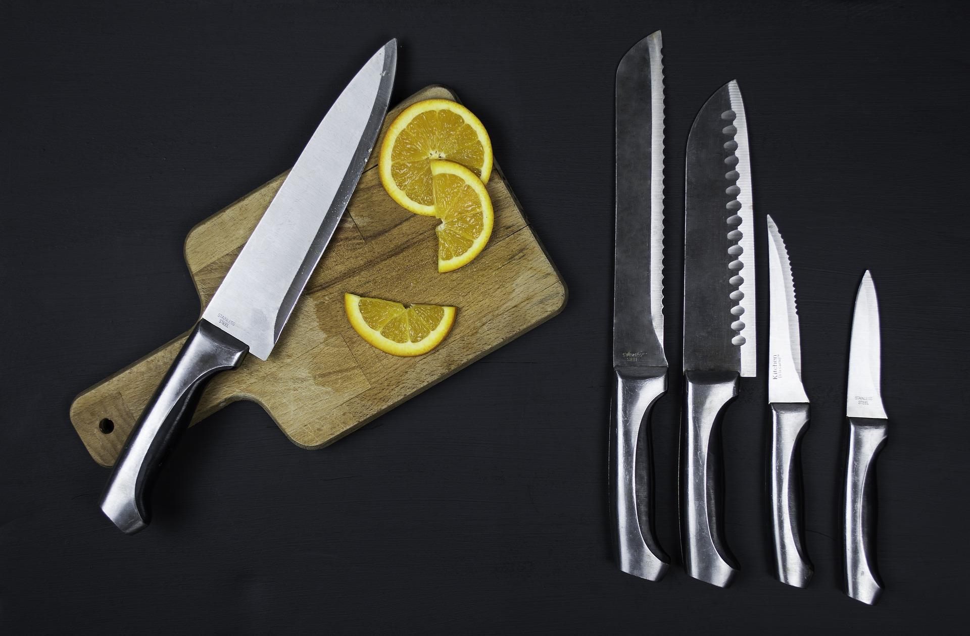 Jak dbać o nóż, żeby służył długo i skutecznie?