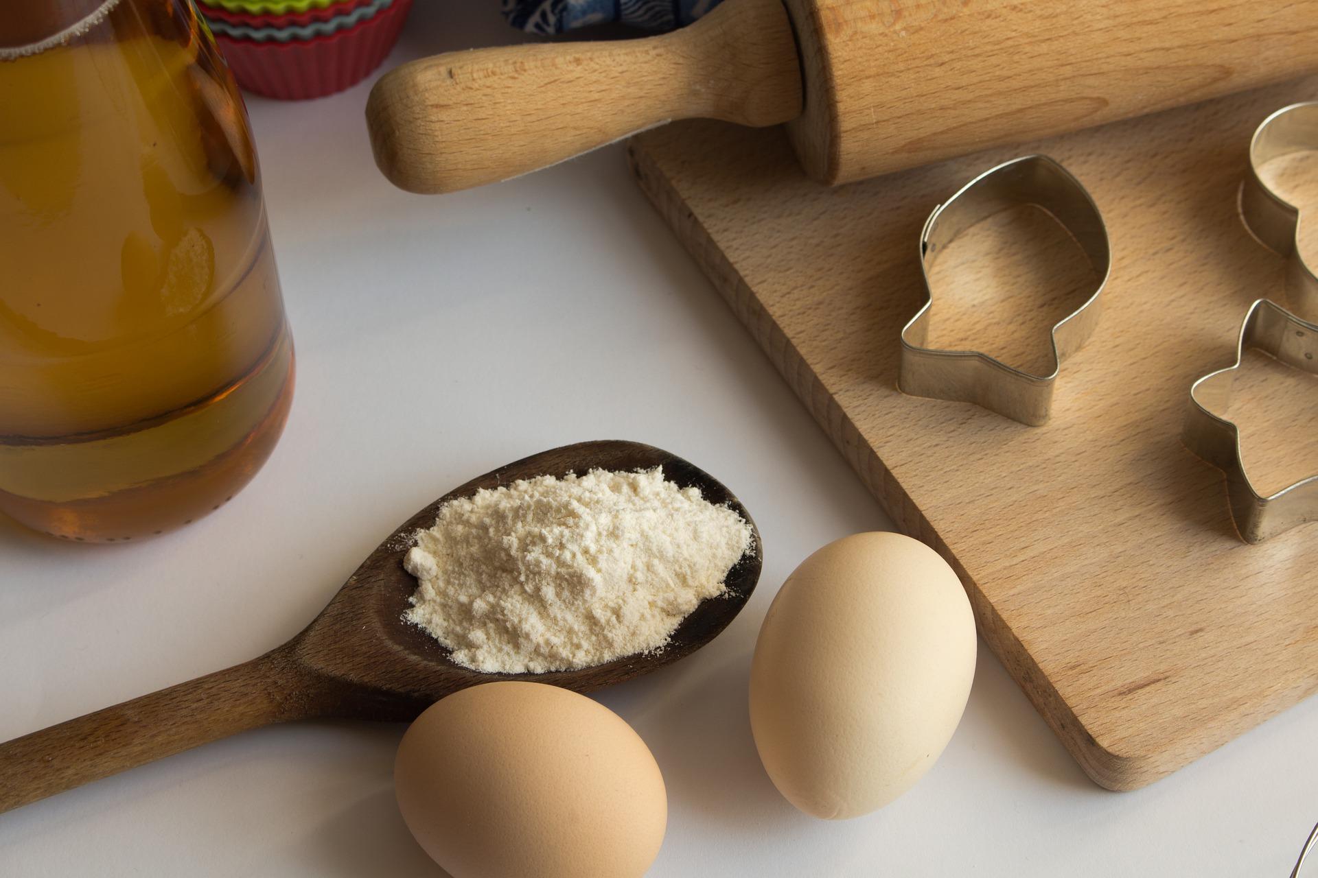 Drewniane akcesoria i naczynia do wyroby ciasta - czego potrzebujesz? 3