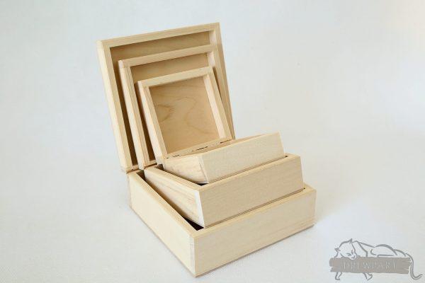 Komplet trzech pudełek 1