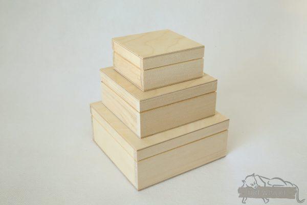 Komplet trzech pudełek 2