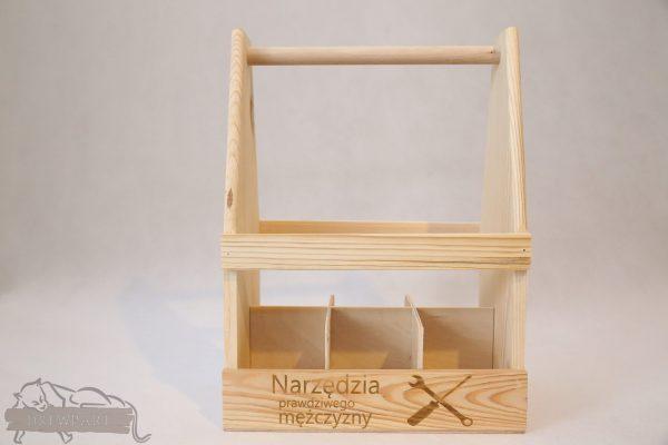 Drewniane pudełko na koperty ślubne małe-grawer 15