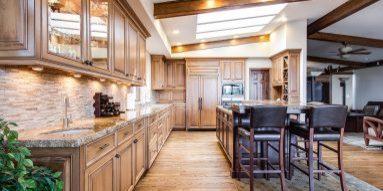 5 drewnianych inspiracji kuchennych. 2